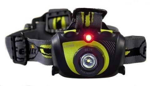 Купить Налобный светодиодный фонарь Fenix HL30 200 лм серо-зеленый (34234) по доступной цене