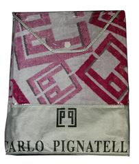 Полотенце пляжное 100х180 Carlo Pignatelli Castelli Perla