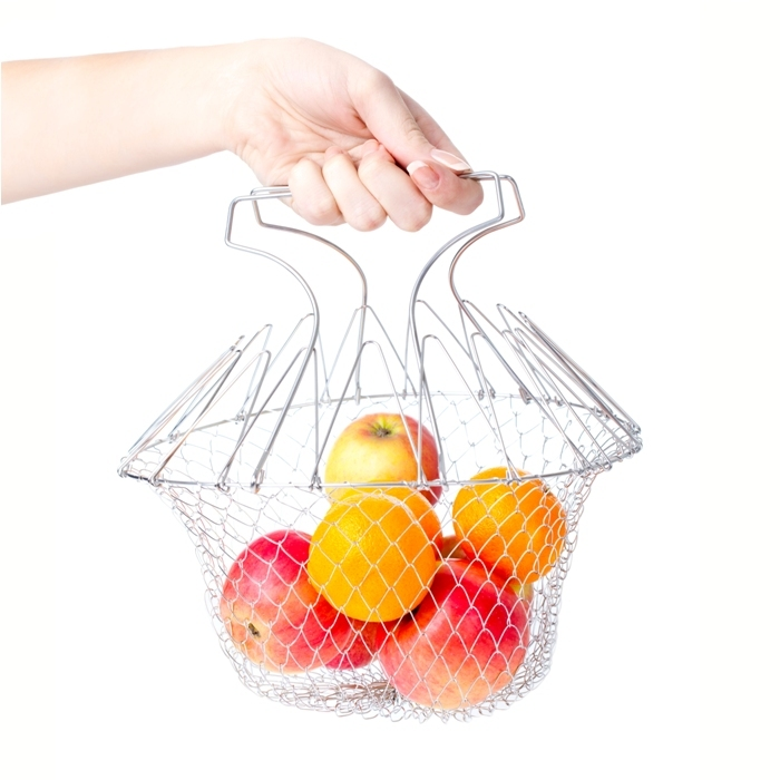 Товары для кухни Складная решетка Шеф Баскет (Chef Basket) reshetka1.jpg