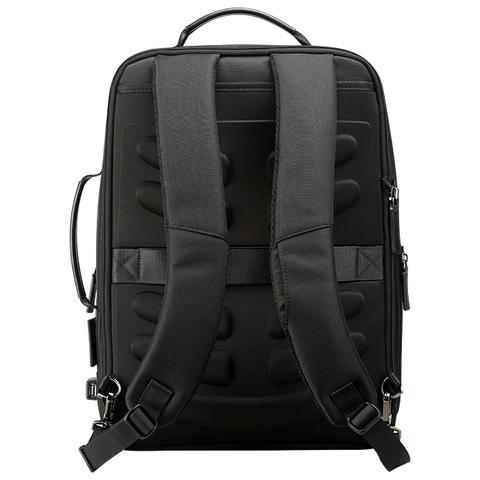 Рюкзак-сумка RK-002 BEQUEM, black, фото 4
