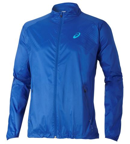 Ветровка Asics Woven Jacket мужская blue