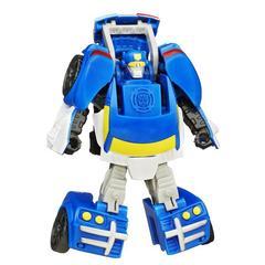 Робот - трансформер Playskool Чейз Полицейский - Боты спасатели (Rescue Bots), Hasbro