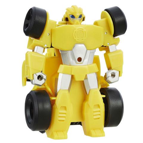 Робот - трансформер Playskool Бамблби (Bumblebee) гоночная машина - Боты спасатели (Rescue Bots), Hasbro