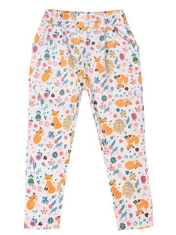 GAC007967 Брюки для девочек, разноцветные