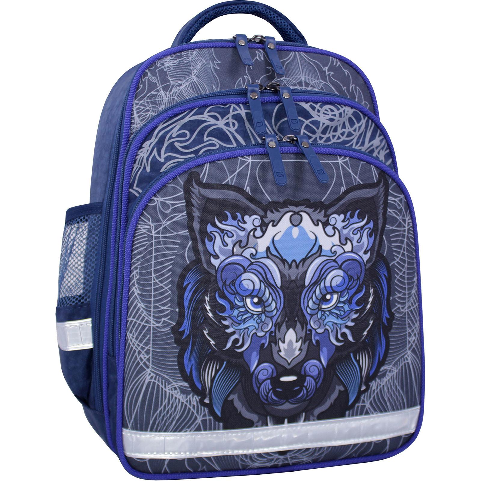 Для детей Рюкзак школьный Bagland Mouse 225 синий 506 (0051370) IMG_2562_суб.506_.JPG