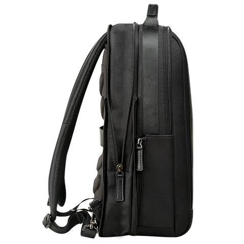 Рюкзак-сумка RK-002 BEQUEM, black, фото 5