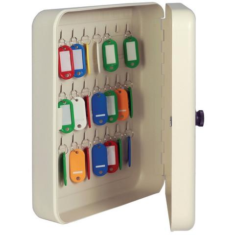 Сейф Onix КМ-48 Шкаф для 48 ключей.,код.замок,240х80х300