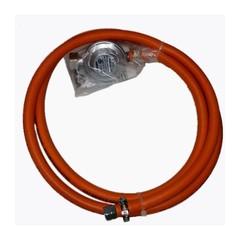 Комплект для подключения газового гриля к баллону L=2м. (GOK)