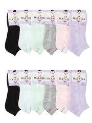 6734 носки женские 37-41 (12 шт.) цветные