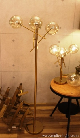 Gallotti & Radice Bolle Floor lamp
