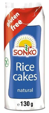 SONKO Рисовые галеты 130 гр