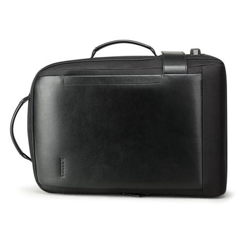 Рюкзак-сумка RK-002 BEQUEM, black, фото 6