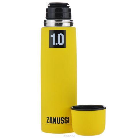 Термос Zаnussi Cervinia желтый 1,0 л