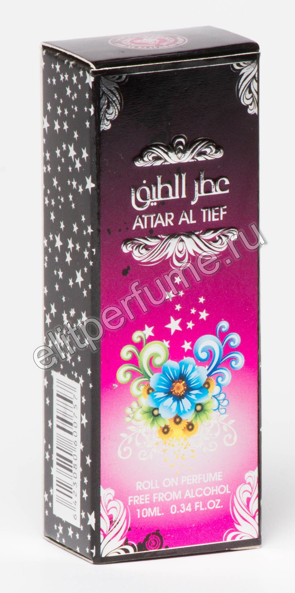 Attar al Tief Аттар аль Тиэф 10 мл арабские масляные духи от Ард Аль Заафаран Ard Al Zaafaran
