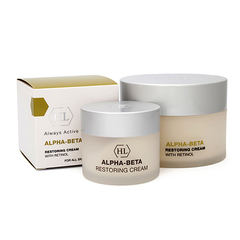 Holy Land Alpha-Beta & Retinol Restoring Cream - Восстанавливающий крем