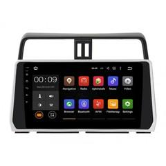Штатная магнитола на Android 6.0 для Toyota Land Cruiser Prado 150 17+ Roximo 4G RX-1126