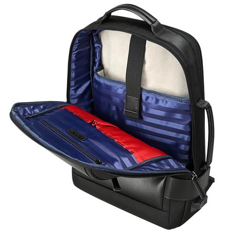 Рюкзак-сумка RK-002 BEQUEM, black, фото 7