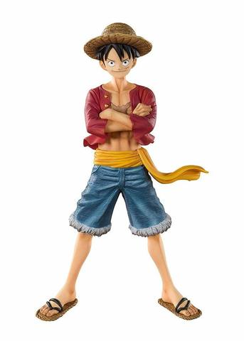 Фигурка BANDAI Tamashii Nations FiguartsZERO ONE PIECE Straw Hat Luffy 57020-8