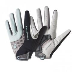 Велосипедные перчатки Bontrager длинные (белые)