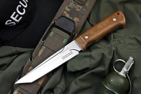 Тактический нож Кондор-3 Текстолит MOLLE Kizlyar Supreme Edition