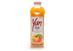 Сок персиковый YAN, 930мл