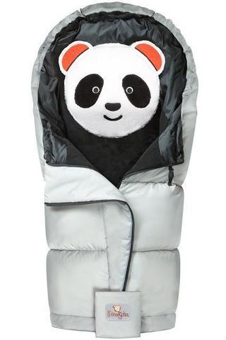 Конверт Mansita Panda серый
