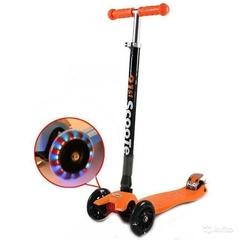 Самокат детский Scooter 21st Mini- Оранжевый.