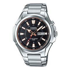 Мужские японские наручные часы Casio MTP-E200D-1A