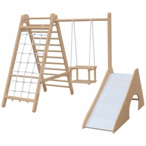 Детский комплекс для малышей mini-3 (Капучино)