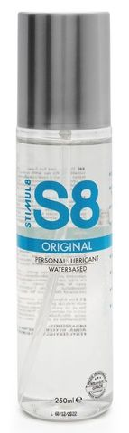 Универсальный лубрикант на водной основе S8 Original Lubricant - 250 мл.