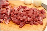 Гуляш говяжий 1 кг. от фермерских хозяйств НСО