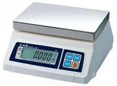 Весы  CAS SW 10 DD