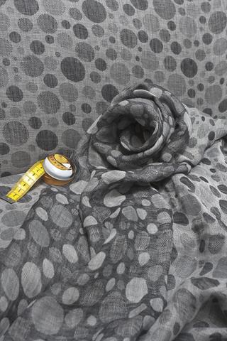 Жаккард , цвет асфальт меланж