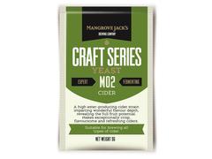 Дрожжи Mangrove Jack's Cider Yeast M02