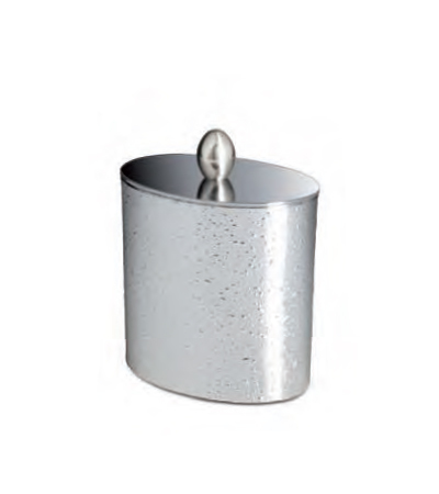 Баночки для косметики Емкость для косметики Windisch 88306CR Oval Silver emkost-dlya-kosmetiki-88306cr-oval-silver-ot-windisch-ispaniya.jpg