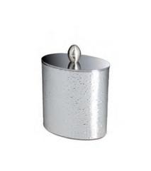 Емкость для косметики Windisch 88306CR Oval Silver