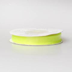 Лента органза OR-20 салатовая