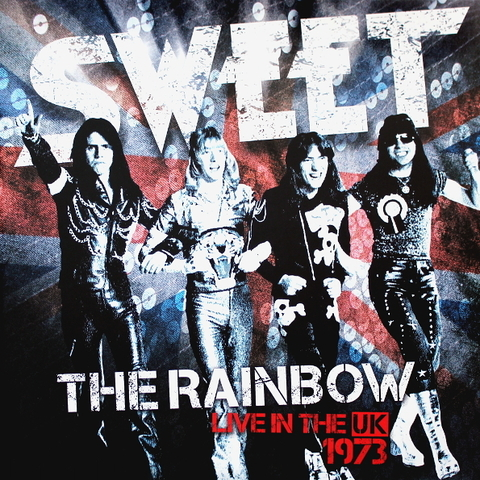 Sweet / The Rainbow - Live In The UK 1973 (2LP)