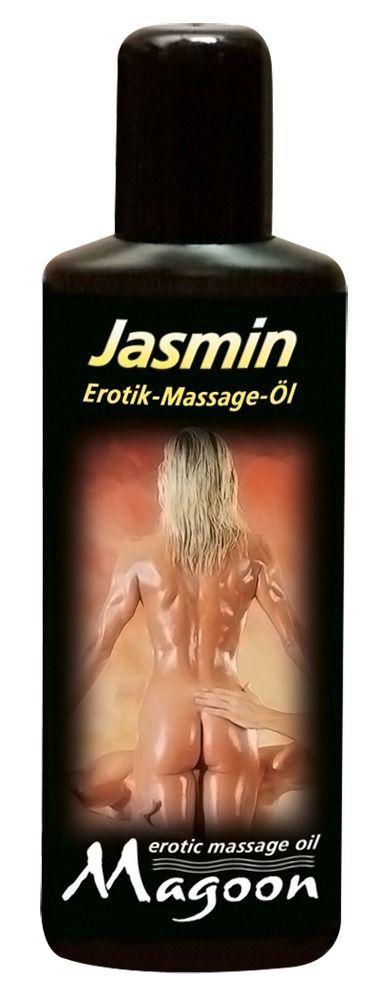 Массажные масла и свечи: Массажное масло Magoon Jasmin - 100 мл.