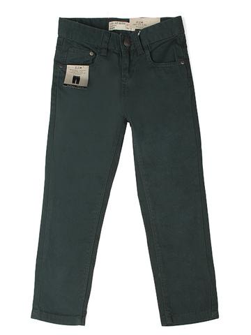 BPT001482 брюки детские, зеленые