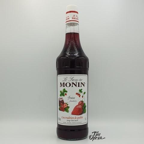 Сироп клубника MONIN, 1 л