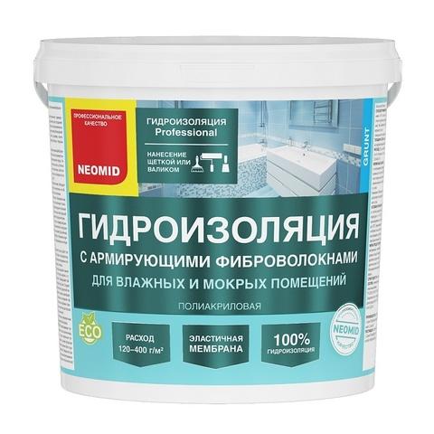 Neomid мастика гидроизоляционная