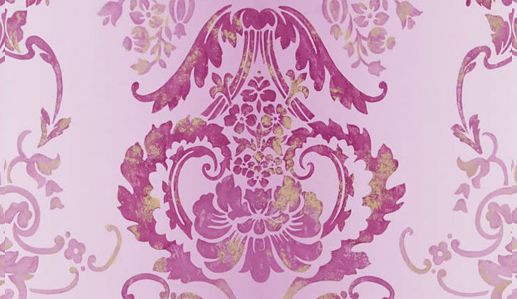 Обои Designers Guild Alexandria P619/14, интернет магазин Волео