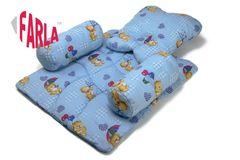 Подушка для новорожденного Farla Pad Bear
