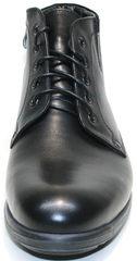 Мужские зимние кожаные ботинки Ikoc 2678-1 S
