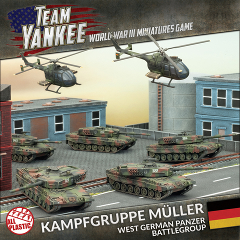 Kampfgruppe Muller (Plastic Army Deal)