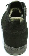 Мужские ботинки с натуральным мехом Ikoc 1617-1 WBN.