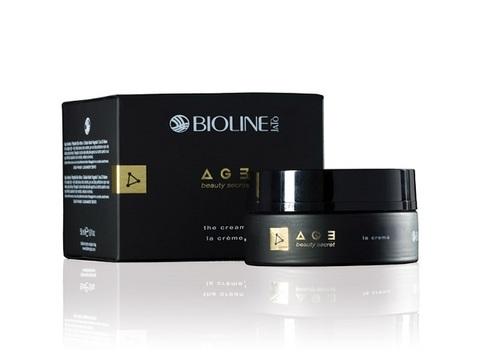Антивозрастной крем с пептидами Bioline 50мл