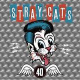 Stray Cats / 40 (CD)