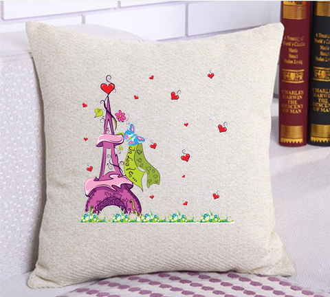 040-7558 Сувенирная подушка